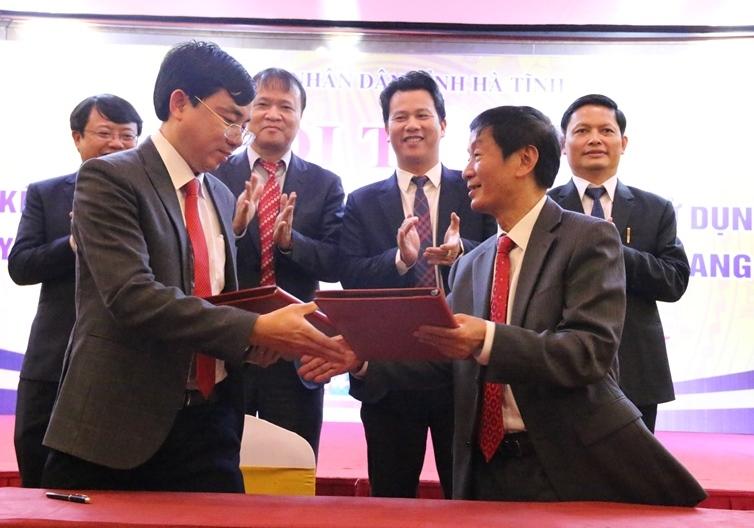 Hà Tĩnh: Đổi mới cơ chế, thu hút đầu tư cho ngành công nghiệp gang thép