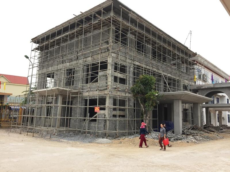 Quảng Bình: Để vật liệu xây không nung trở thành xu hướng mới