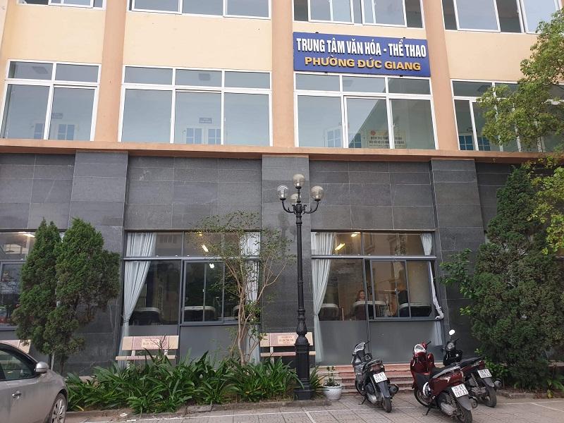 """Long Biên (Hà Nội): UBND phường Đức Giang có """"ưu ái"""" cho liên kết sử dụng Trung tâm Văn hóa – Thể Thao phường"""