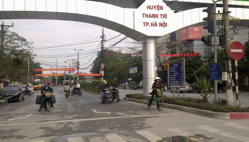 Hà Nội: Doanh nghiệp BĐS tiếp sức cho Thanh Trì sớm trở thành quận