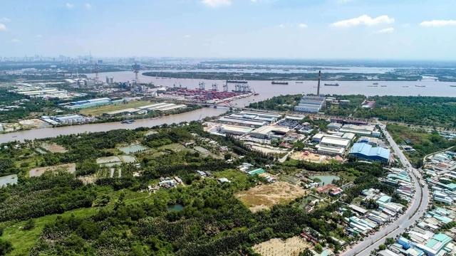 Bất động sản công nghiệp tiếp tục sôi động, nhà đất Cần Giuộc hưởng lợi