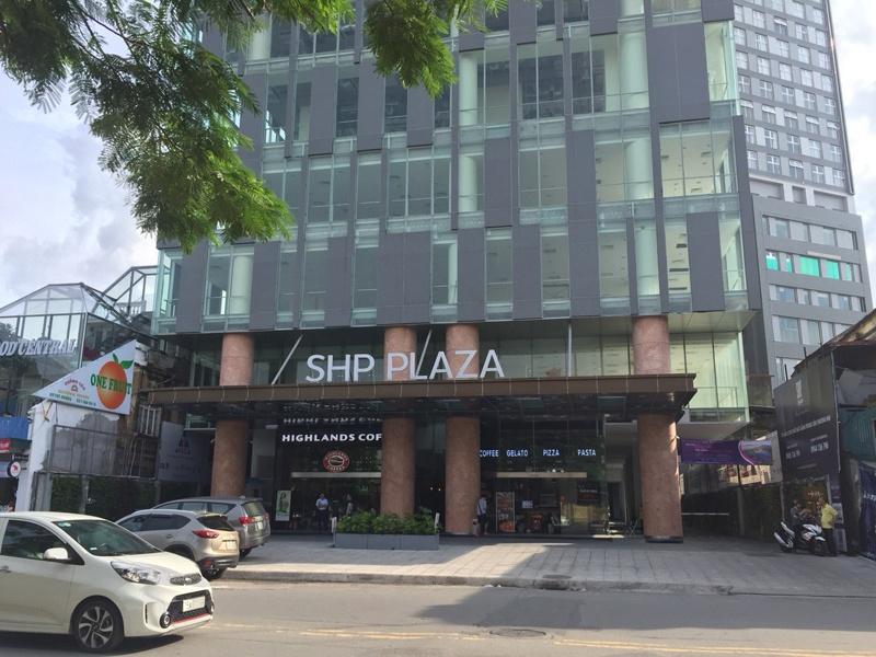 Chủ đầu tư tòa nhà SHP Plaza Hải Phòng bị phạt 395 triệu đồng