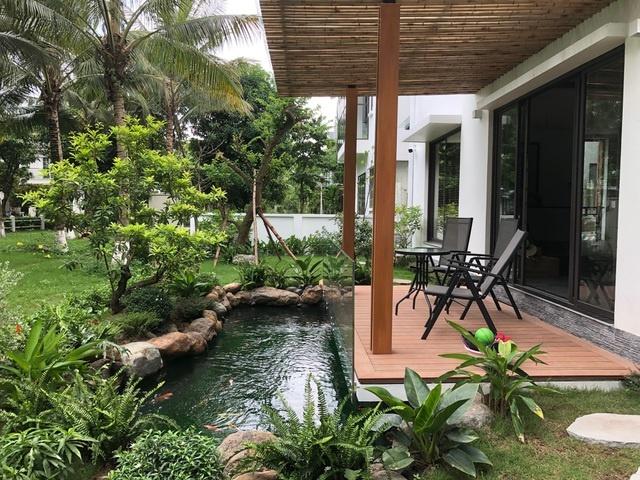 3717 image002 - Chiêm ngưỡng biệt thự vườn đẹp như mơ của cặp vợ chồng trẻ Hà Nội