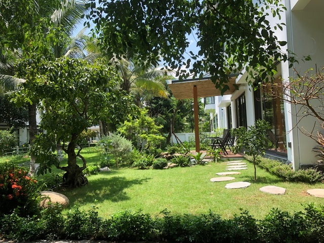 3726 image011 - Chiêm ngưỡng biệt thự vườn đẹp như mơ của cặp vợ chồng trẻ Hà Nội