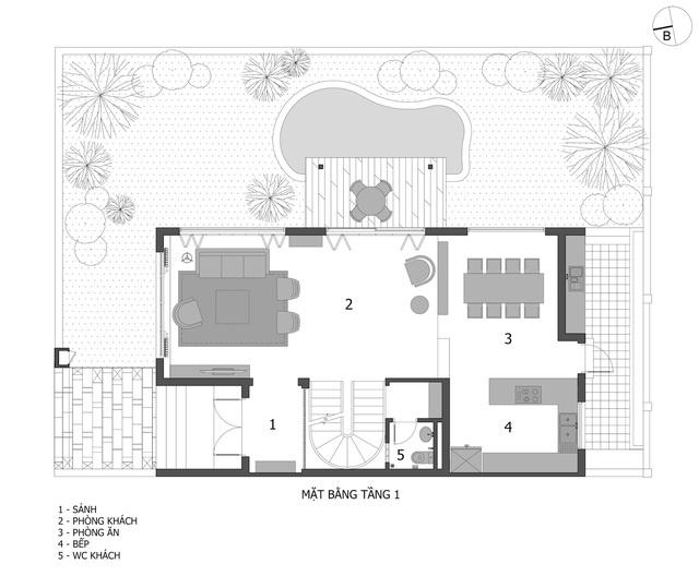 3728 image013 - Chiêm ngưỡng biệt thự vườn đẹp như mơ của cặp vợ chồng trẻ Hà Nội