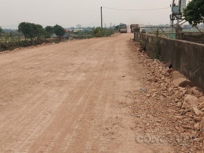 Quảng Ninh: Bộc lộ những bất cập tại dự án Tu bổ, nâng cấp tuyến đê sông Hồng Phong