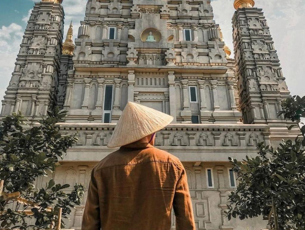 Ngôi chùa sở hữu kiến trúc tuyệt đẹp giữa lòng cố đô Huế