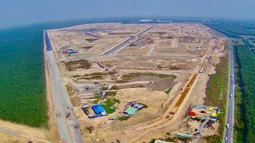 Khu dân cư tái định cư Cảng hàng không Quốc tế Long Thành: Triển khai thi công khẩn trương sau nghỉ Tết