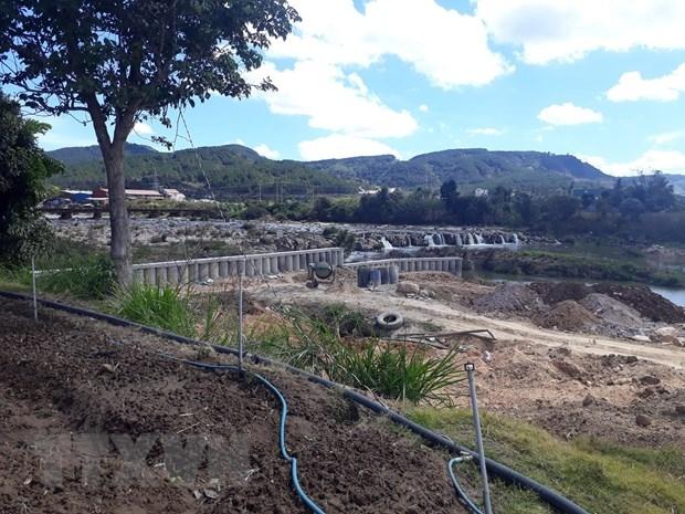 Lâm Đồng khẩn trương xử lý, tháo dỡ công trình lấn chiếm sông Đa Nhim