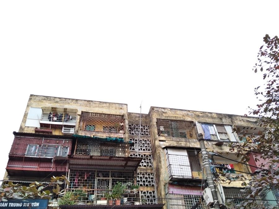 Hải Phòng: Đề xuất cải tạo, xây dựng lại nhà chung cư sử dụng vốn ngân sách thành phố