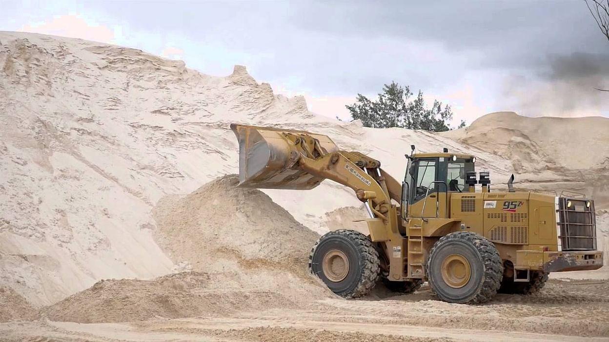 Thế giới đối mặt nguy cơ cạn kiệt cát