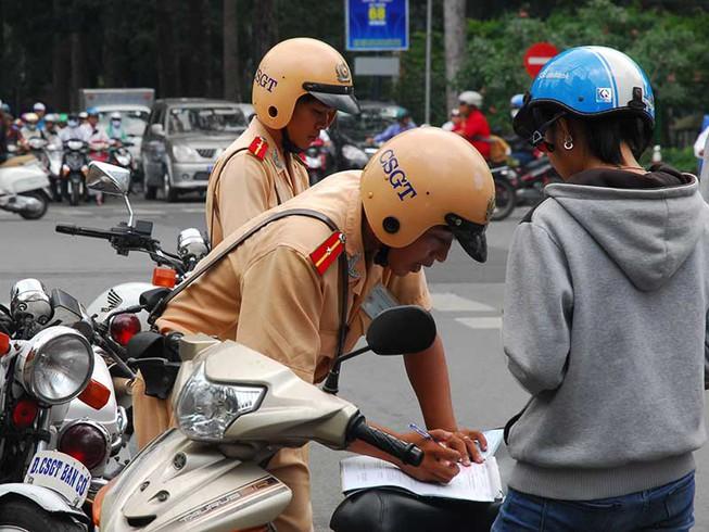 Bà Rịa - Vũng Tàu:Sắp xử phạt vi phạm giao thông qua hệ thống camera