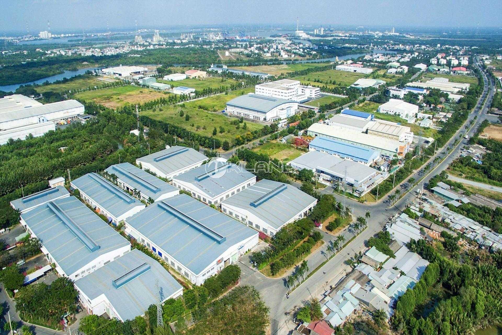 Hạ tầng Khu công nghiệp hút lượng lớn vốn FDI