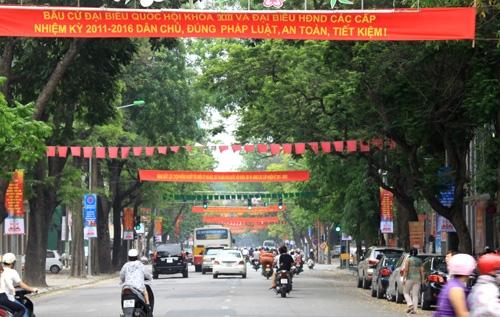 Hà Nội: Kế hoạch tuyên truyền cuộc bầu cử đại biểu Quốc hội khóa XV và bầu cử đại biểu HĐND các cấp nhiệm kỳ 2021-2026