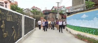 Yên Dũng (Bắc Giang): Đẩy nhanh tiến độ, hoàn thiện hồ sơ đề nghị công nhận huyện Nông thôn mới trong tháng 4/2021