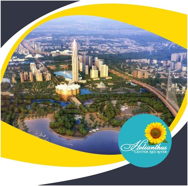 helianthus center red river khoi nguon tiem nang bat dong san nam 2021 phia dong bac thu do ha noi