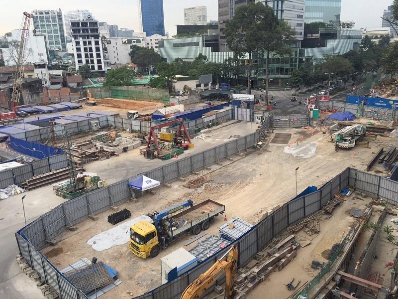 Thành phố Hồ Chí Minh: Thi tuyển ý tưởng quốc tế quy hoạch không gian ngầm