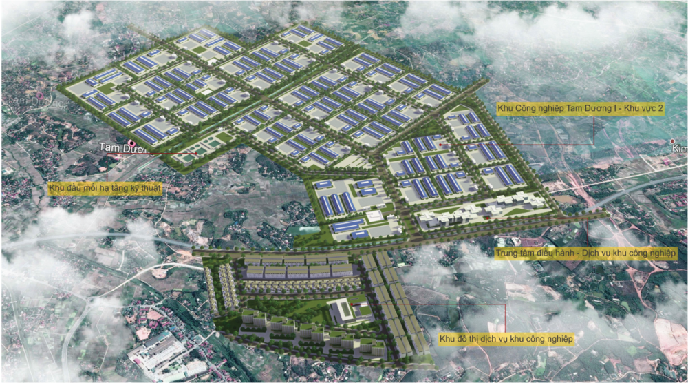 Tập đoàn Sơn Hà được chọn làm nhà đầu tư Khu công nghiệp hơn 162ha tại Vĩnh Phúc
