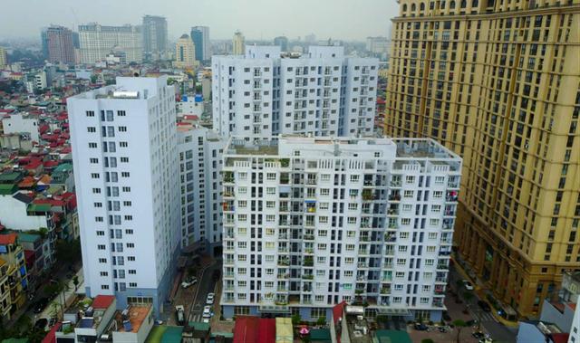 Dành tối thiểu 1/3 diện tích kinh doanh nhà chung cư cho người tái định cư thuê qua đấu giá