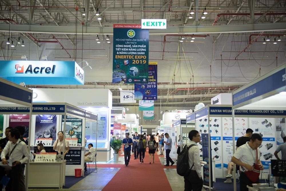 Sắp diễn ra Vietnam ETE & Enertec Expo 2021