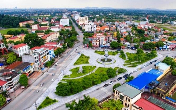 Triển khai đề án thành lập thành phố Thủy Nguyên thuộc thành phố Hải Phòng