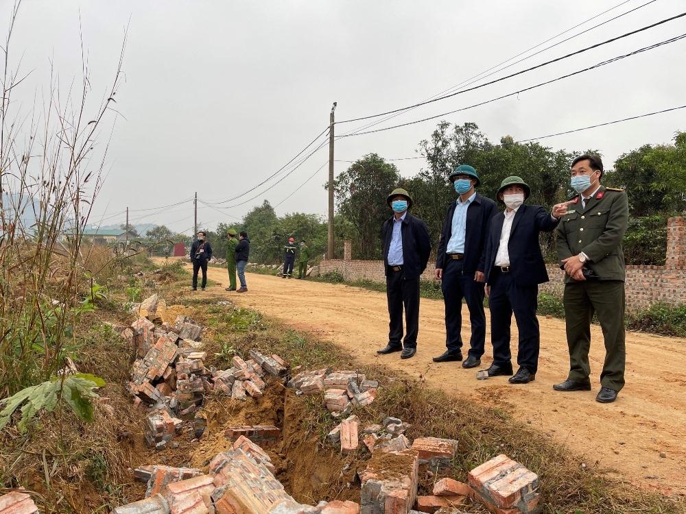 UBND thành phố Vĩnh Yên (Vĩnh phúc) nói gì khi có nhiều trường hợp lấn chiếm, xây dựng trái phép tại địa phương