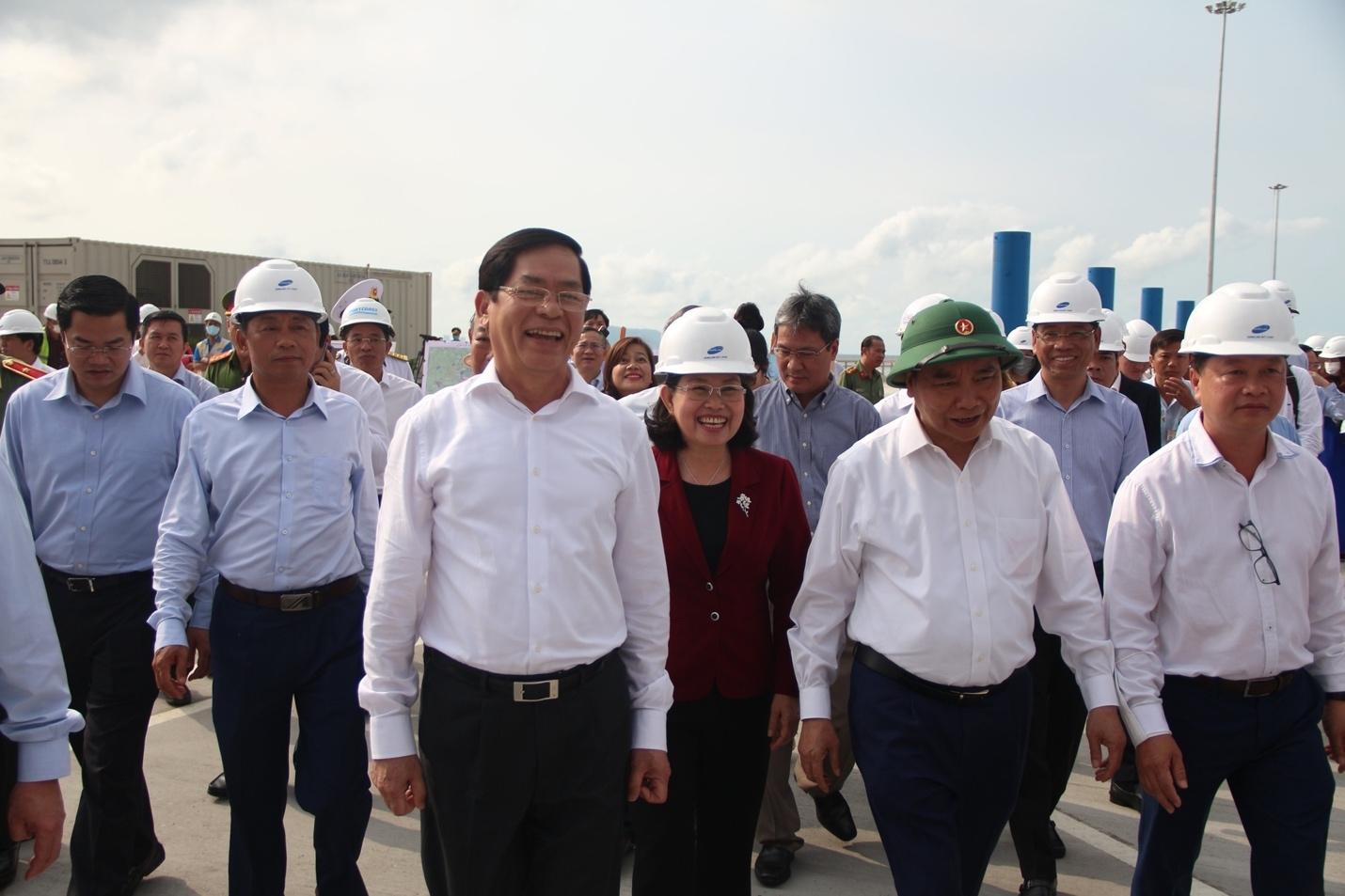 Phải kết nối hệ thống cảng Cái Mép Thị Vải với khu vực để khai thác tiềm năng cũng như phát triển kinh tế