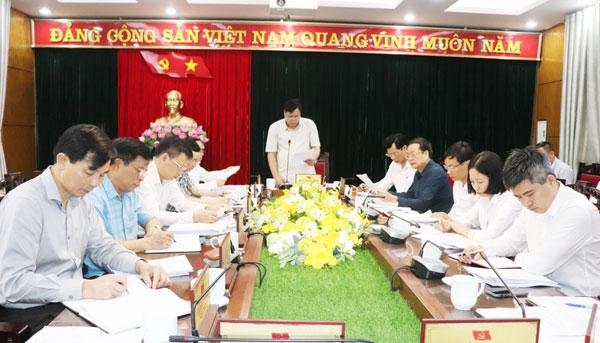 Vĩnh Yên (Vĩnh Phúc): Tập trung các giải pháp phát triển kinh tế, xã hội và quản lý, xử lý đất đai