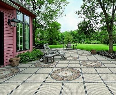 Những yếu tố cần biết khi lựa chọn gạch lát sân vườn