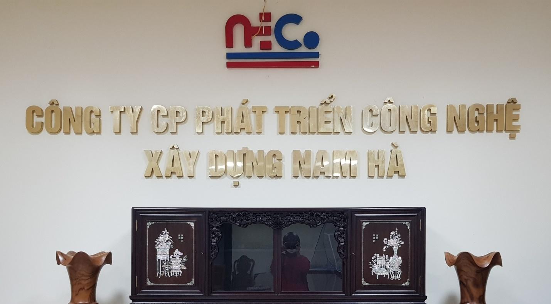 Bình Lục (Hà Nam): Công ty Nam Hà đảm bảo thực hiện nghiêm túc các quy định trong đấu thầu