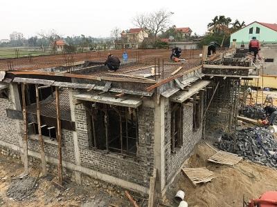 Quảng Bình: Thị trường vật liệu biến động đầu mùa xây dựng