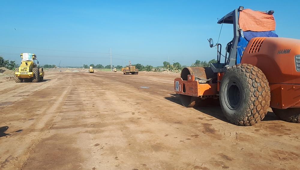 Dự án thành phần Vĩnh Hảo – Phan Thiết, cao tốc Bắc – Nam: Nhà thầu gặp nhiều khó khăn ảnh hưởng đến tiến độ