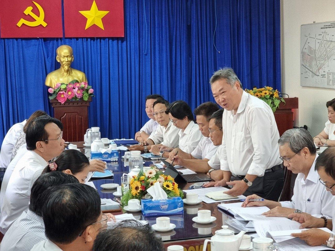 Tổng Công ty Điện lực Thành phố Hồ Chí Minh: Đẩy nhanh các công trình ngầm hoá tại quận 8