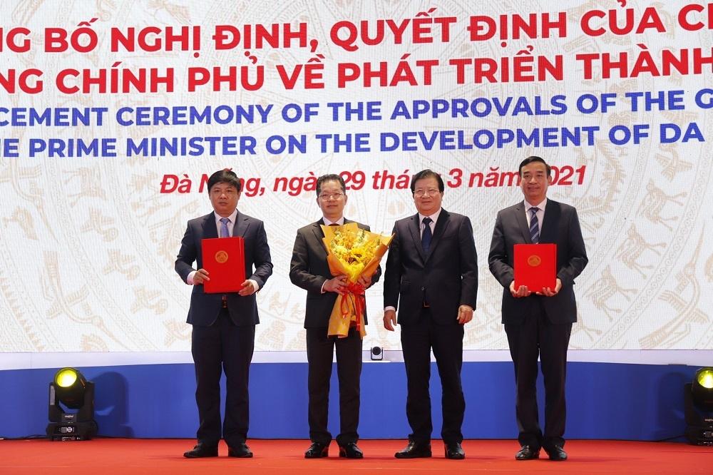 Đà Nẵng: Công bố đồ án Điều chỉnh quy hoạch chung đến năm 2030, tầm nhìn 2045, bước đột phá mới cho sự phát triển