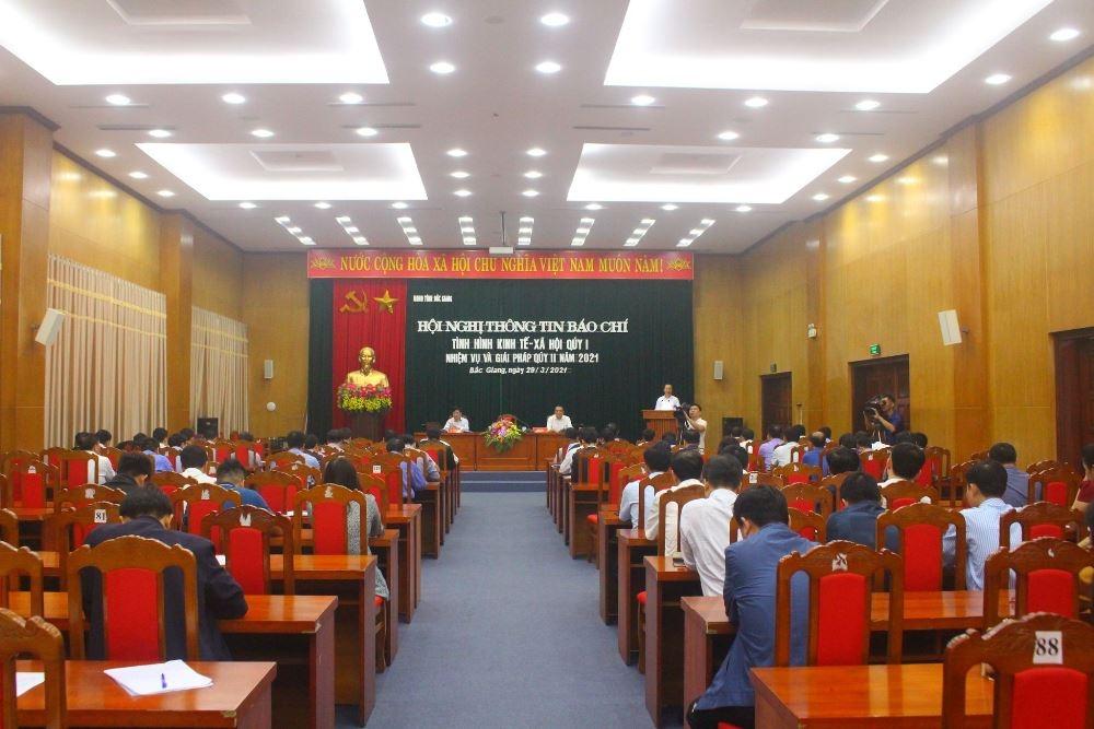 Bắc Giang: Kinh tế phục hồi mạnh mẽ, tốc độ tăng trưởng kinh tế đạt 17,96%