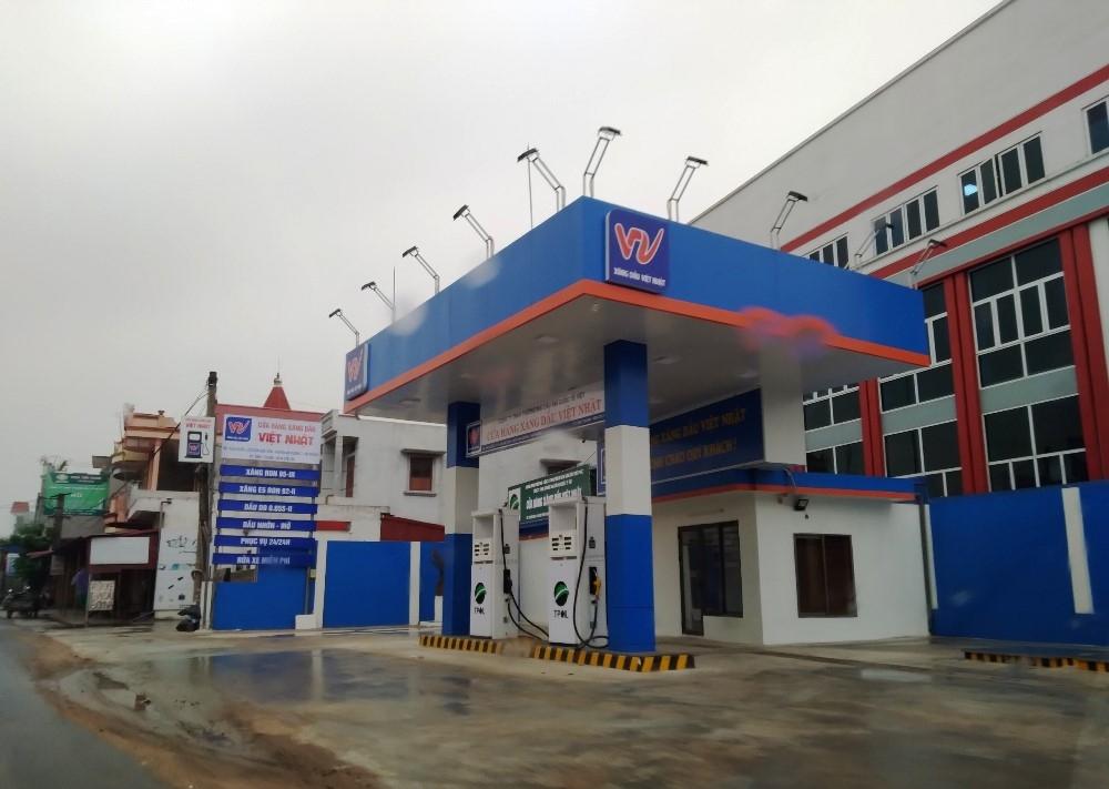 Hải Phòng: Cây xăng cải tạo sửa chữa không phép trên địa bàn xã Bắc Sơn và trách nhiệm của cơ quan quản lý