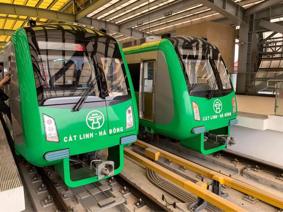 Chuẩn bị bàn giao dự án đường sắt Cát Linh - Hà Đông cho UBND Thành phố Hà Nội