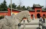 Ngôi chùa dựng xây từ giấc mơ của Hán Minh Đế