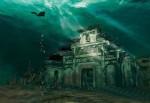 Những quần thể kiến trúc tuyệt đẹp bị vùi trong nước sâu