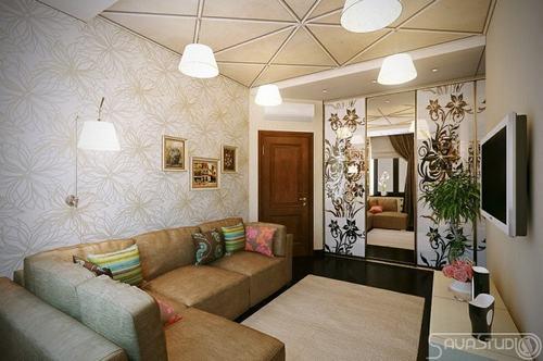 165431baoxaydung image003 Cùng nhìn qua mẫu thiết kế phòng hiện đại và nữ tính