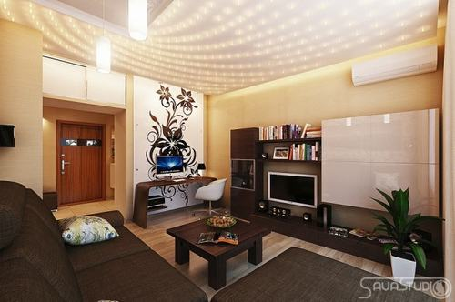 165431baoxaydung image008 Cùng nhìn qua mẫu thiết kế phòng hiện đại và nữ tính