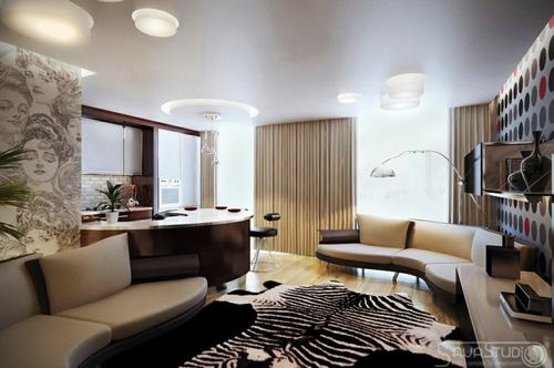 165431baoxaydung image014 Cùng nhìn qua mẫu thiết kế phòng hiện đại và nữ tính