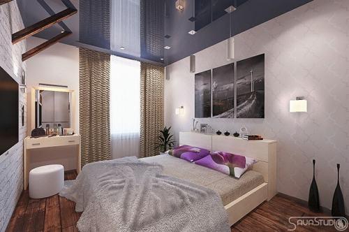 165432baoxaydung image016 Cùng nhìn qua mẫu thiết kế phòng hiện đại và nữ tính