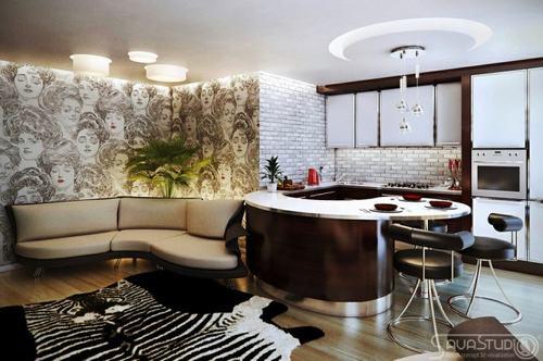 165432baoxaydung image017 Cùng nhìn qua mẫu thiết kế phòng hiện đại và nữ tính