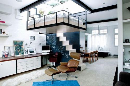 135459baoxaydung image001 Chia sẻ giải pháp thiết kế căn hộ giúp tiết kiệm không gian