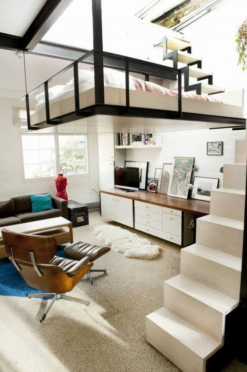 135459baoxaydung image003 Chia sẻ giải pháp thiết kế căn hộ giúp tiết kiệm không gian