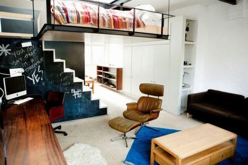 135459baoxaydung image004 Chia sẻ giải pháp thiết kế căn hộ giúp tiết kiệm không gian