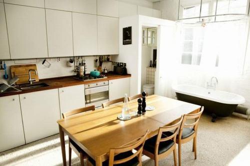 135459baoxaydung image005 Chia sẻ giải pháp thiết kế căn hộ giúp tiết kiệm không gian