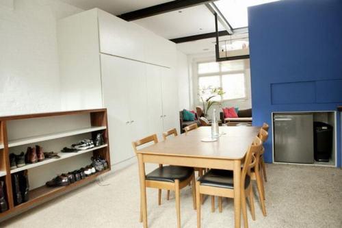 135459baoxaydung image006 Chia sẻ giải pháp thiết kế căn hộ giúp tiết kiệm không gian