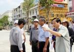 Phó Chủ tịch TP.HCM thị sát phố đi bộ trước ngày khánh thành